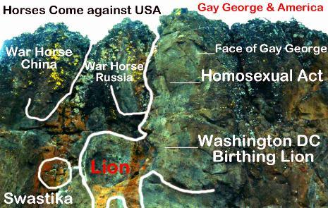from Amir gay george washington